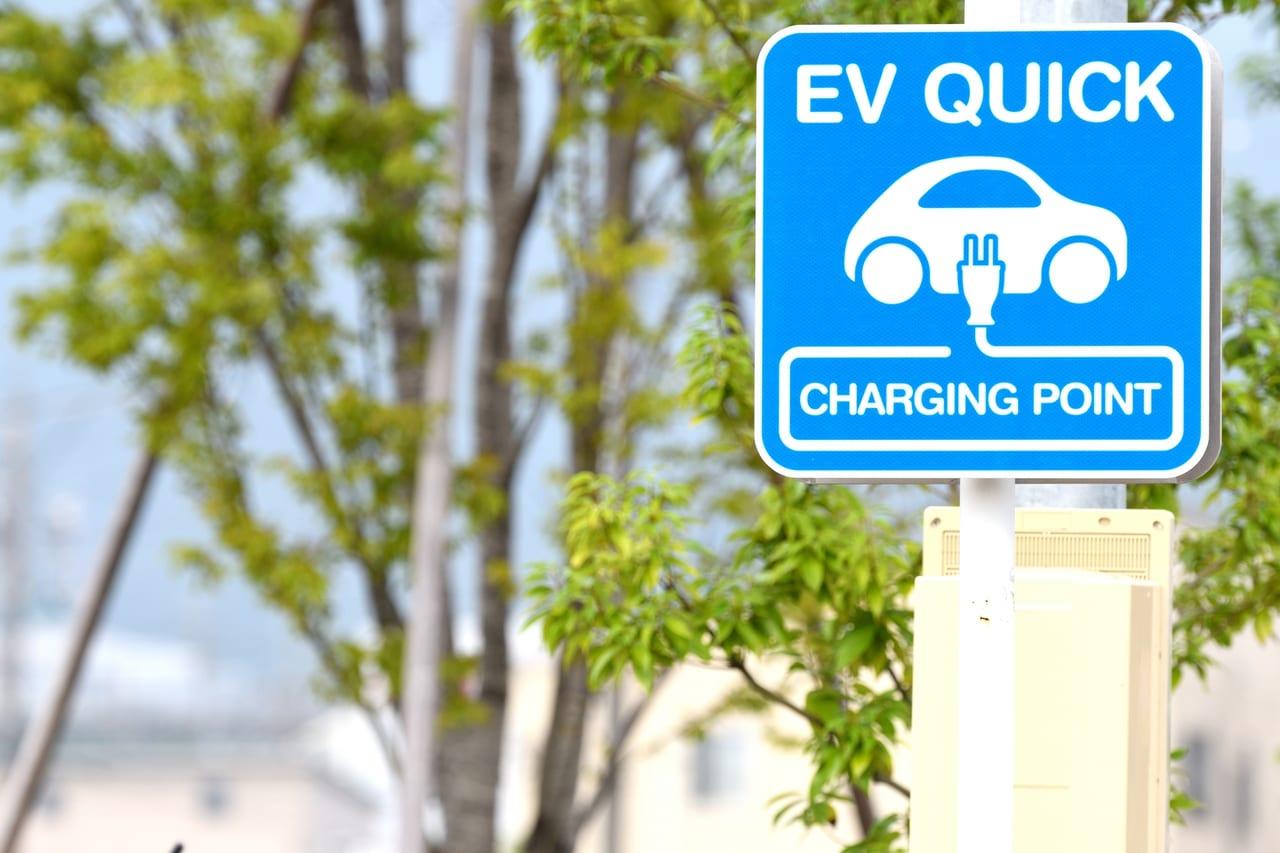 電気自動車 イメージ