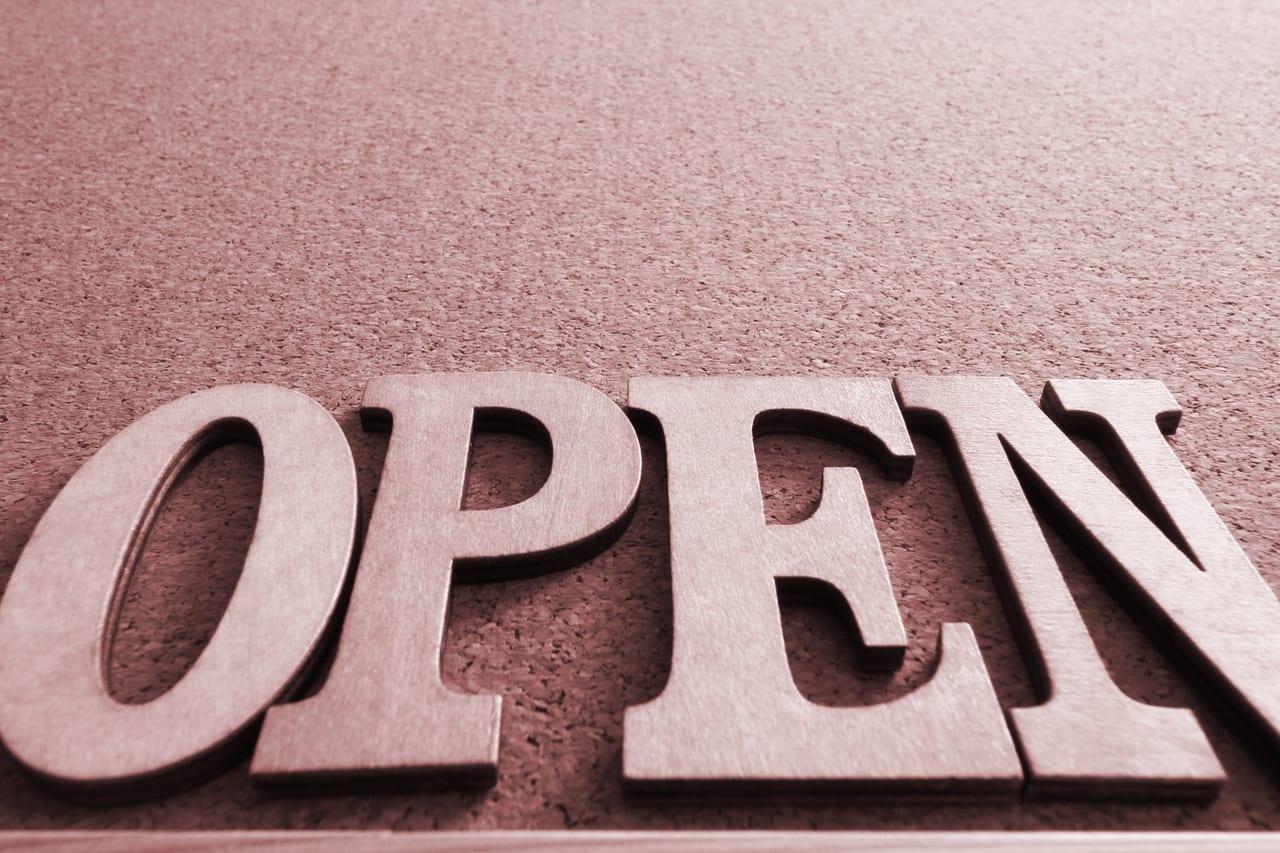 オープン イメージ